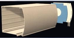 Kουτί αλουμινίου 18,0*18,2 Επικαθήμενο πομπέ